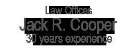Jack Cooper Law Logo